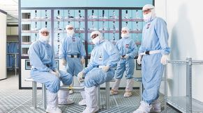 Clean rooms are thousands of times cleaner than hospital operating rooms.