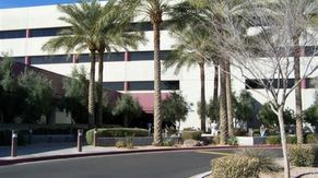 CH-7 offers employees a full-service café, which often welcomes local vendors onsite to share their products and services. The Arizona Distribution Center is located to the west of the structure. Validation labs also make up a portion of CH-7.