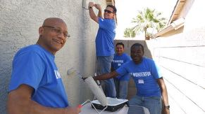 Intel Arizona employees volunteer their time at hundreds of local nonprofits and schools. The Intel Foundation matches their time with a monetary grant to qualifying organizations.