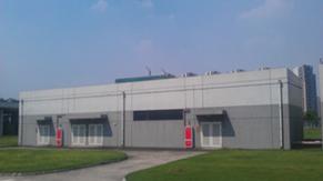 Water tanks station
