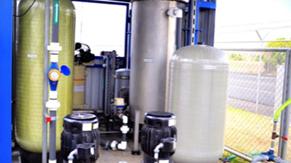 Sistema de reutilización del agua residual tratada