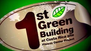 Centro de bienestar: certificado como edificio verde (LEED)