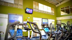 Centro de bienestar: sistema de iluminación y ventilación natural
