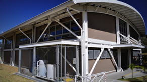 Centro de bienestar: sistema de tratamiento de agua (BRAC)