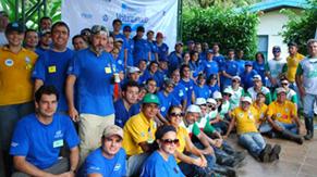 Celebración del día mundial del voluntariado 2011, Sarapiquí