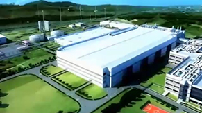 大连Fab68全景展现:腾飞的巨龙. 英特尔大连厂概况,让我们一起看看这条巨龙是如何腾飞的吧!