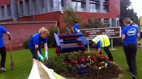 Intel Planting Volunteers Leixlip