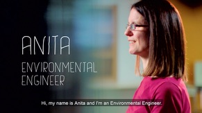 Get to Know an Environmental Engineer - Anita Breheny