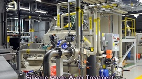 Silicon Waste Water Treatment System