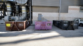 Solid Waste Recycling Dumpsters