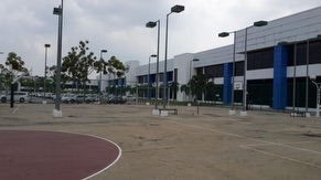 KM Basketball & Netball Courts