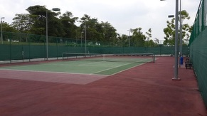 KM Tennis Court