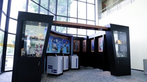 KM Visitors Booth