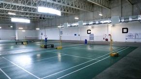 KM6 Badminton Courts