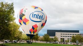 Intel Participates in the annual Albuquerque International Balloon Fiesta