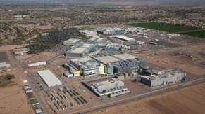 Intel's Ocotillo campus, which covers approximately 700 acres of land in the City of Chandler, is an important part of Intel's global technology manufacturing network.