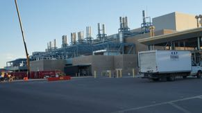 Scrubbers are air emission control devices that abate process emissions from the fabrication facility (fab) exhaust.