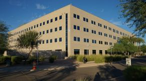 OC-8 is one of Ocotillo's manufacturing support buildings,  housing an employee cafe and health clinic. The facility is adjacent to recreational facilities, including basketball courts and soccer fields.