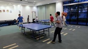 Ping Pong Game Time
