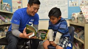 Intel Oregon employees volunteer their time at hundreds of local nonprofits and schools. The Intel Foundation matches their time with a monetary grant to qualifying organizations.