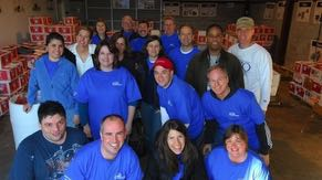 Oregon employees volunteer their time at hundreds of non-profit organizations and schools. Intel matches volunteer hours with grants for qualifying organizations totaling $2 million in 2012.
