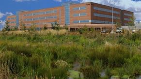 The Ronler Acres manufacturing site has 52 acres of wetlands, which provide a habitat for plants, birds, and aquatic animals.