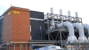 Scrubbers are air emission control devices that abate hazardous air pollutants (HAPs) and fluorides from the fabrication facility (fab) exhaust.