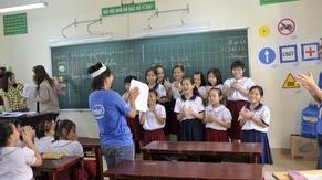 Traffic teaching for kids