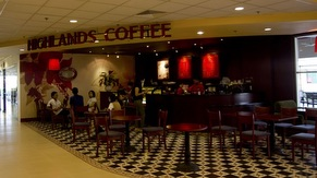 Highland Café at Cafeteria