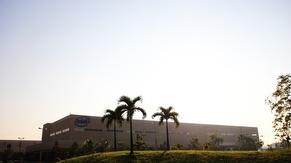 Morning at Intel Products Vietnam