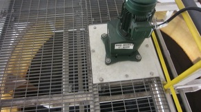 Mixer for AWN system