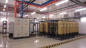 Polishing Columns: Ion absorption