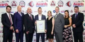 Intel Ireland win at National Irish Safety Organisation Awards 2016 #2
