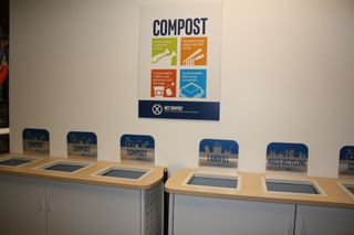 Get to know <strong>Waste</strong> at Folsom Campus